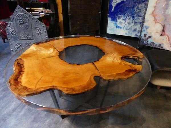 table Azimut Concept