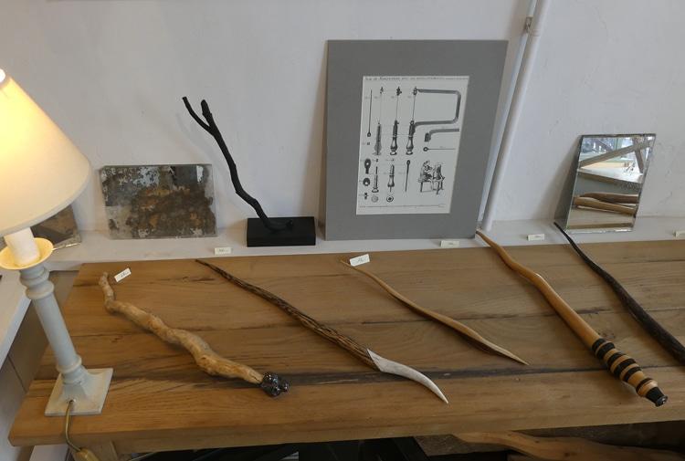 baguettes magiques Atelier Bonaparte