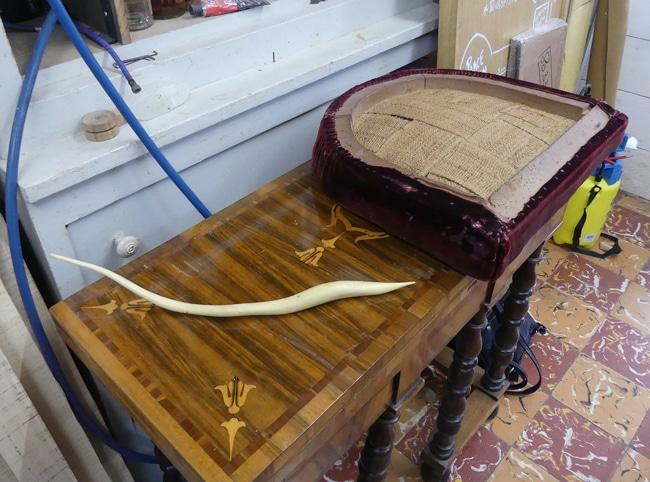 Atelier Bonaparte Restauration de meubles anciens